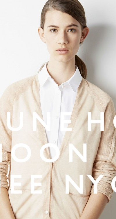 MOONHEE YUNEHO 2015SS